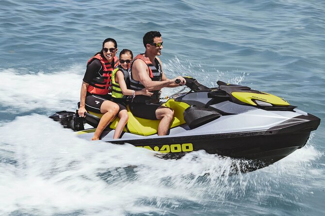 Guided Jet Ski Tour in the South Costa Blanca