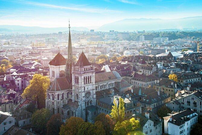 3-Day Zurich and Geneva Tour with Interlaken and Chamonix