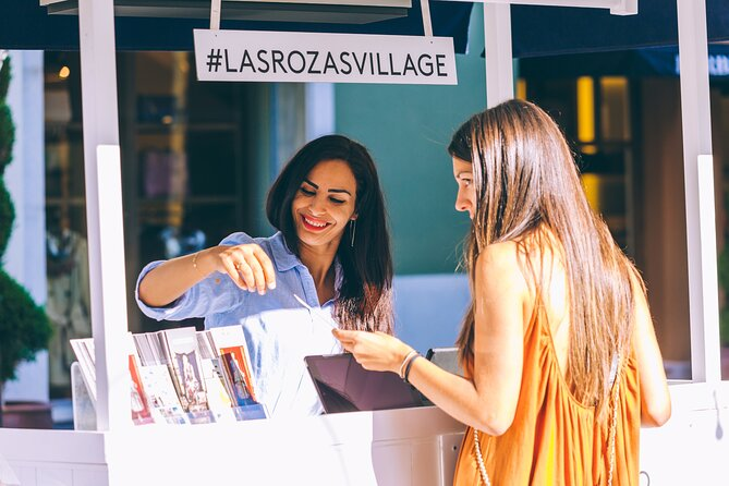 Las Rozas Village Silver Shopping Experience with €50 Gift Card