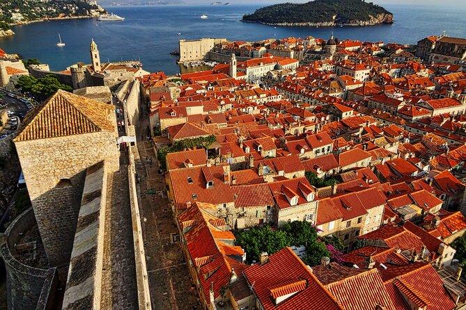 Private One - Way Transfer: Budva to Dubrovnik