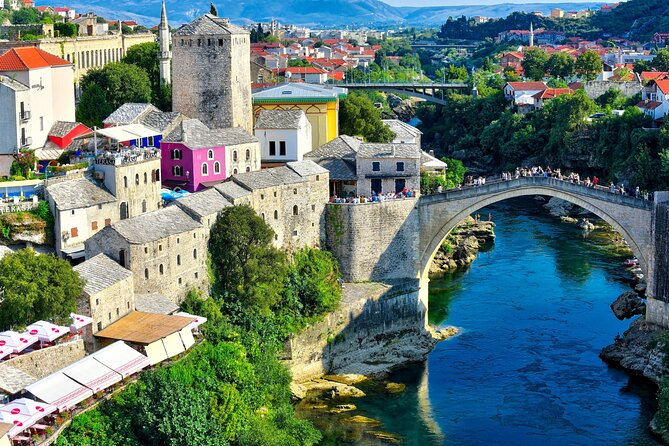 Private Full - Day Tour: Mostar & Kravice Waterfalls from Dubrovnik