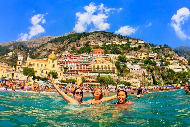 4-Day Amalfi Coast - Small group Tour