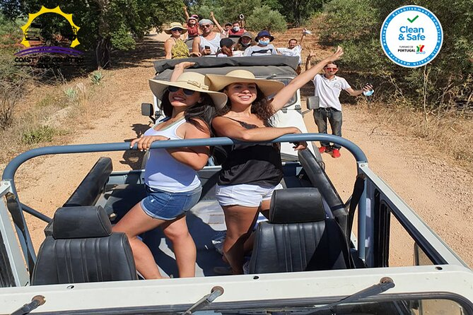 Half Day Tour with Jeep Safari in the Algarve Mountains