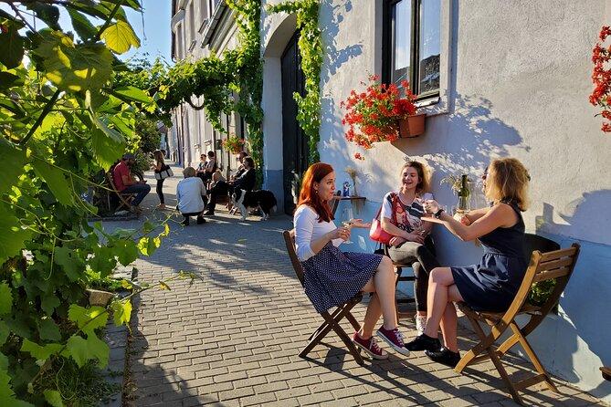 Bratislava City Wine Tasting Tour
