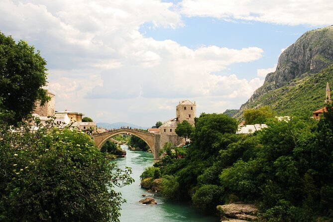 Private Full - Day Tour: Mostar from Zadar