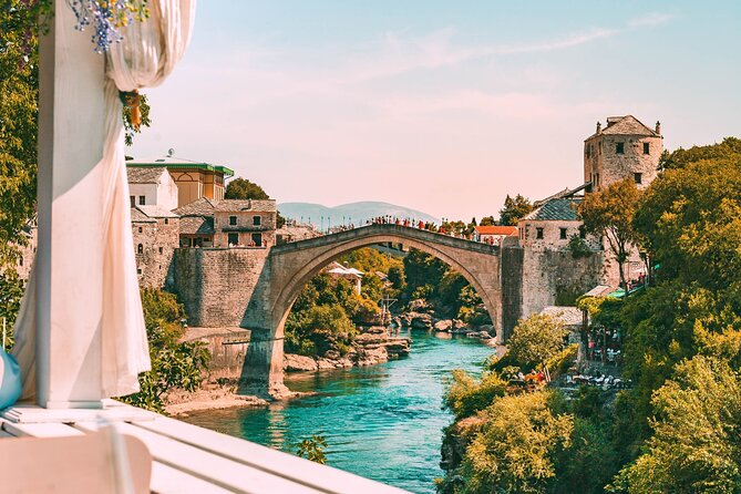 Private Full - Day Tour: Mostar from Sibenik