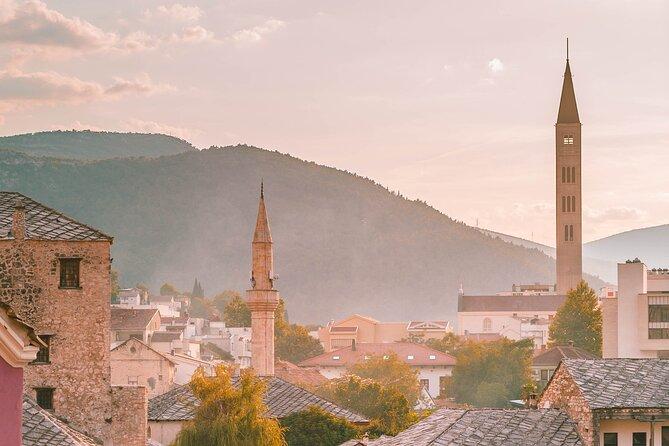 Private One - Way Transfer: Sibenik to Mostar
