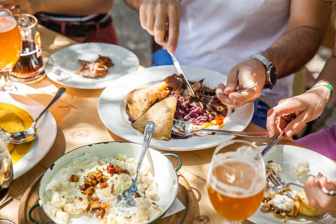 Slovak Food and Beer Tour
