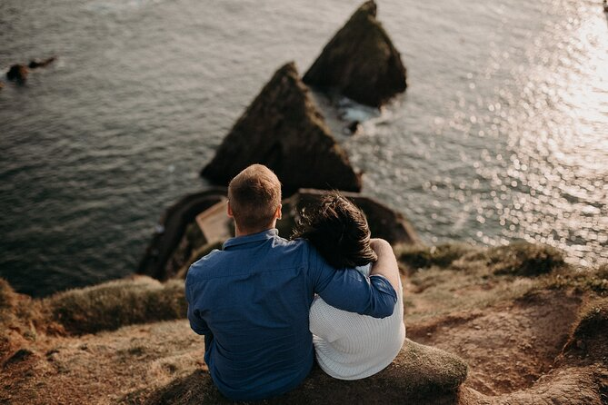 Adventure Photo-Session for Couples on the Dingle Peninsula