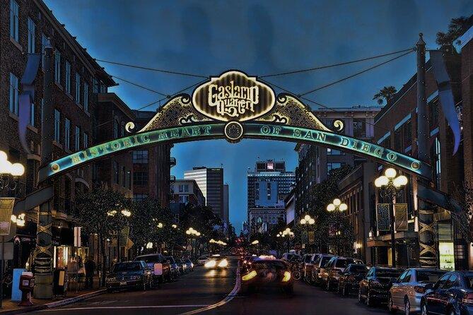San Diego Gaslamp Downtown Walking Tour