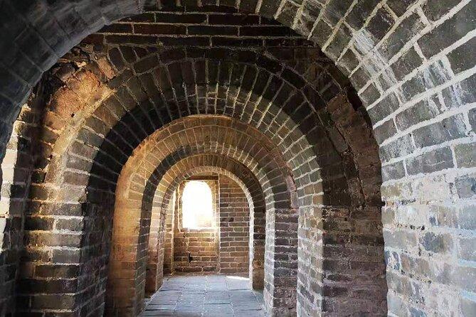Private Zwischenstopp-Tour: Besichtigungstour des Mutianyu-Abschnitts der Großen Mauer mit Mittagessen