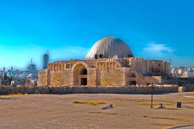 8-Day Private Depth of Jordan Tour