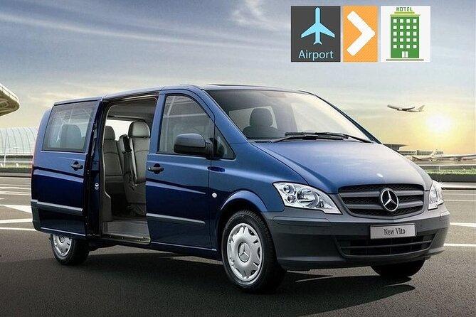 Private Arrival Transfer: Dalaman Airport to Fethiye, Oludeniz Region Hotels