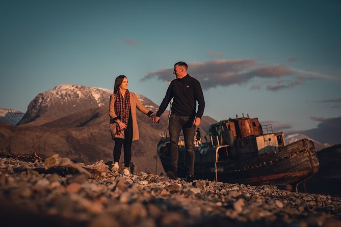 Private Tour of Fort William with Photoshoot and Pickup