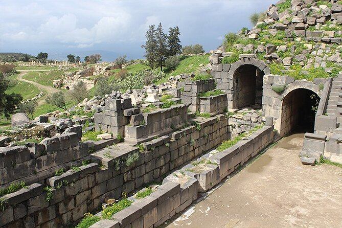 Private Full Day Tour to Umm Qais and Ajloun from Dead Sea