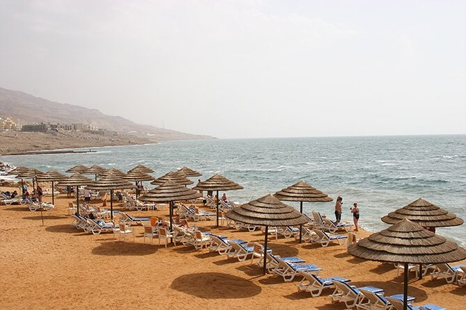 Private Half Day Tour to the Dead Sea from Wadi Rum