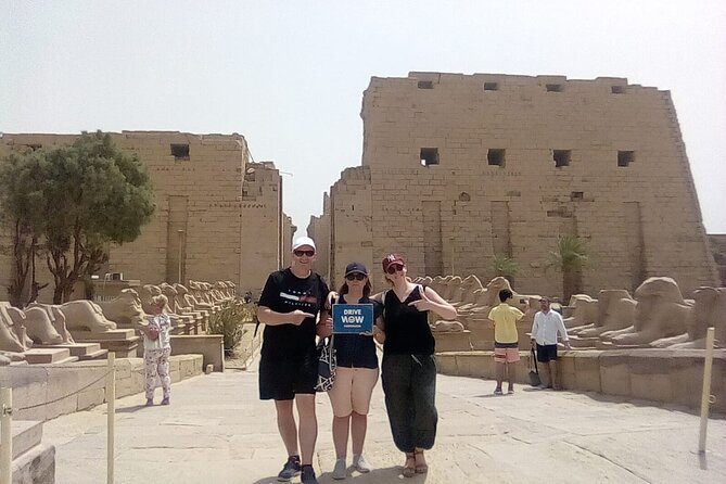 Two Days Trip To Luxor From Marsa Alam
