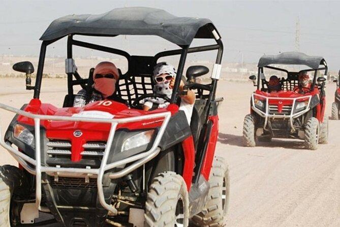 Buggy car safari excursion Sharm el Sheikh