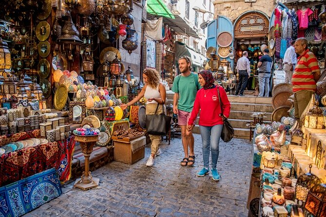 Islamic Sites Private Walking Tour of Cairo