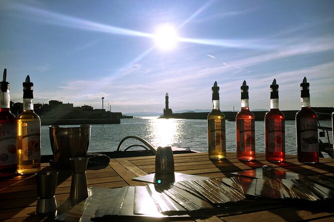 Small-Group Sunset Tour with Chania Wine Food