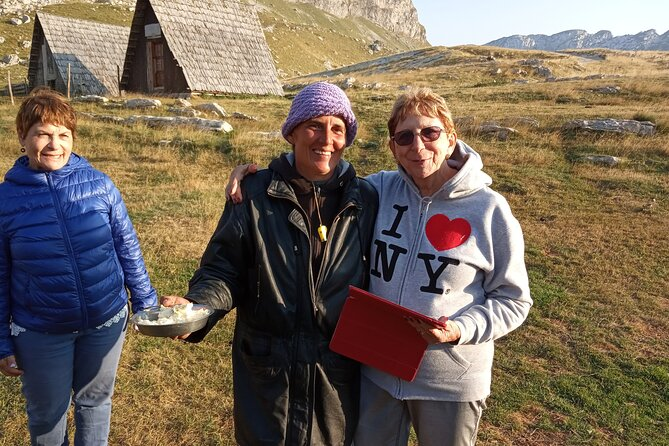 Private Full-Day Tour in Durmitor National Park from Podgorica