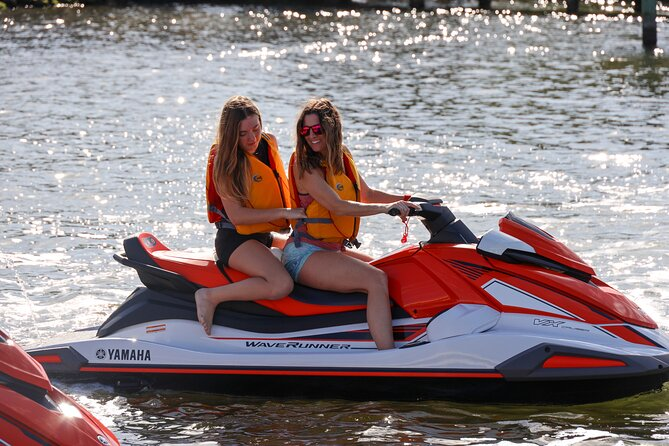 Small-Group Guided Jet Ski Tour along the Indian River Lagoon