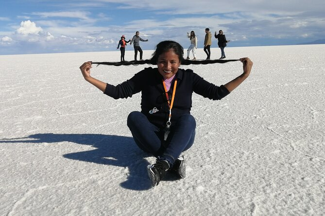 Full Day Private Uyuni Salt Flats Tour