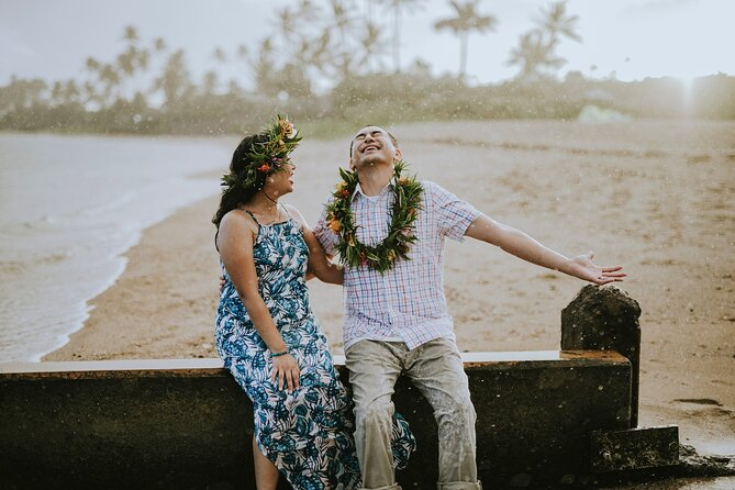 Private Vacation Photography Session with Local Photographer in Honolulu