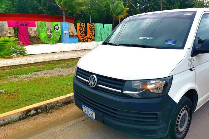 Round trip Private Transfer Cancun Airport to TULUM Town - up to 10 pax