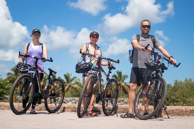 Los Haitises Private Trip Mountain Bike & Boat Trip by Caves