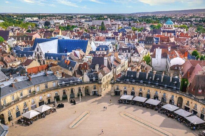 The Alchemist Self-Guided Urban Escape Game in Dijon