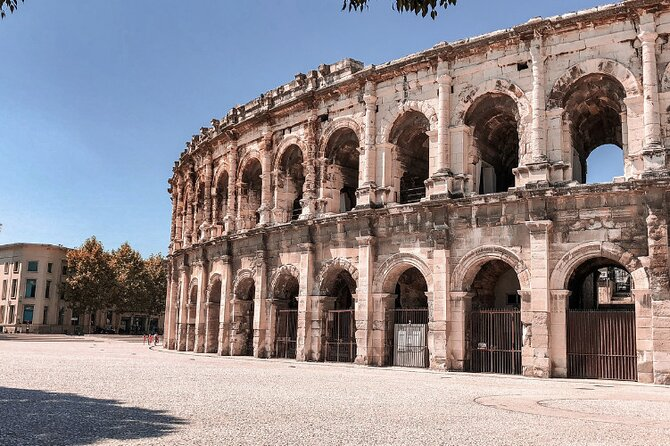 The Alchemist Self-Guided Urban Escape Game in Nîmes