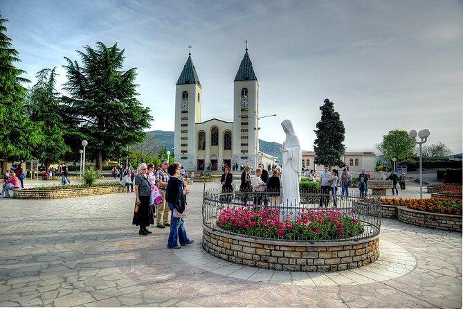 Group Tour: Medjugorje from Dubrovnik