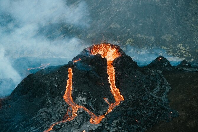 Small Group Fagradalsfjall Active Volcano Hike & Geothermal Tour from Reykjavik