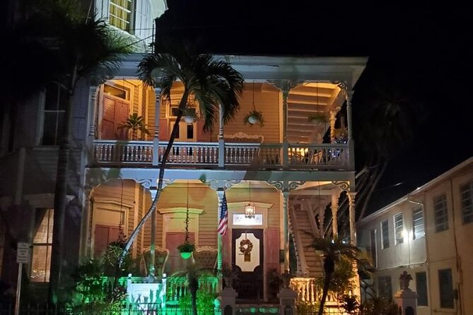 PRIVATE Key West Haunted History Walking Tour