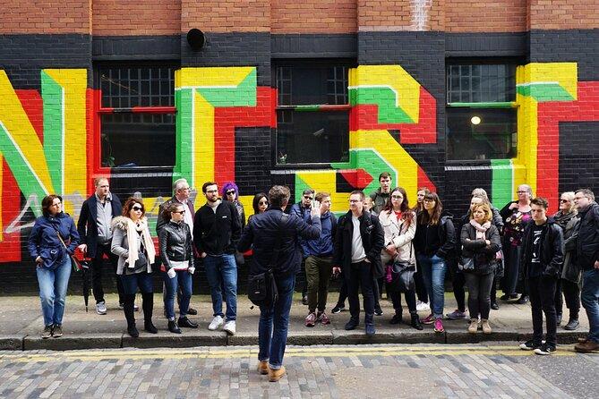 Shoreditch Street Art Tour London