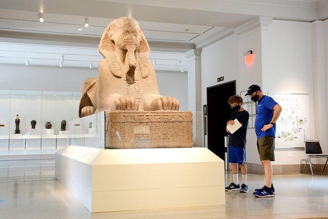 Penn Museum toegangsbewijs