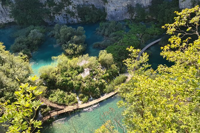 Private Full - Day Tour: Plitvice Lakes from Zadar