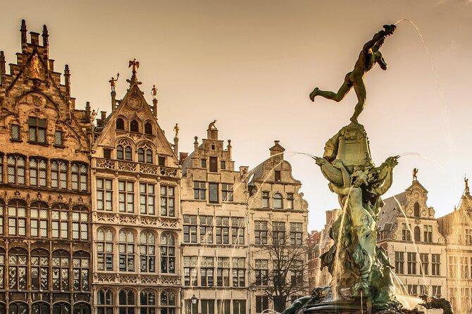 Amazing Antwerp Self-Guided Urban Treasure Hunt Game in Antwerp