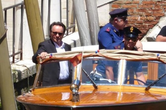 Tour on the Trails of Commissario Brunetti in Venice
