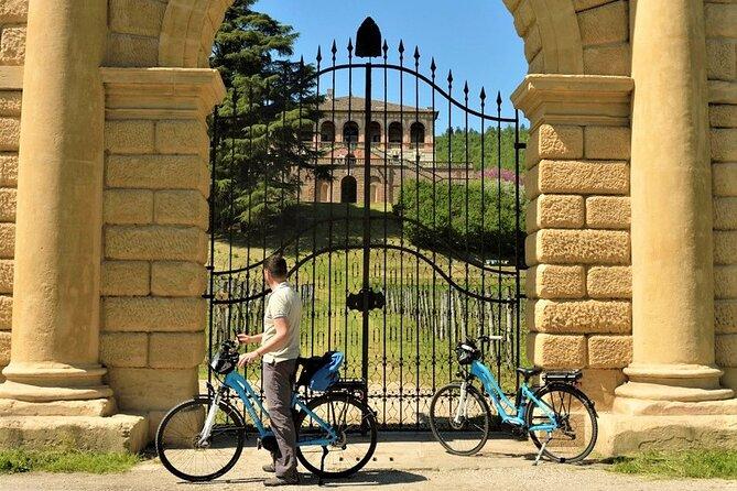 Half-Day Bike Tour at Villa dei Vescovi