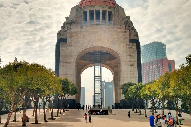 Oaxaca to Mexico City - Private Transfer with Optional Sightseeing