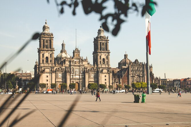 Guanajuato to Mexico City - Private Transfer with Optional Sightseeing