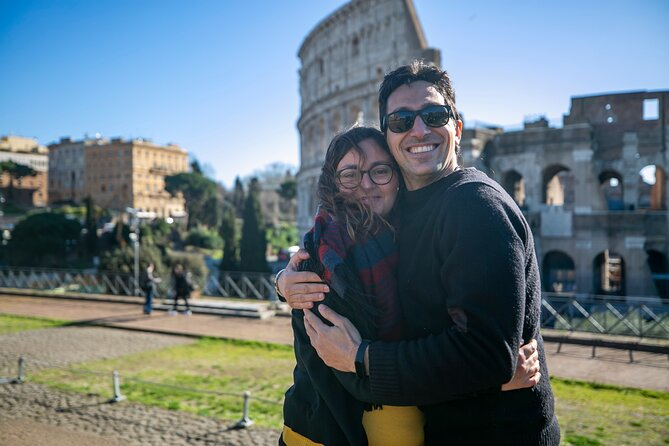 Walking Tour Of Colosseum, Forum and City Highlights including Trevi Fountain