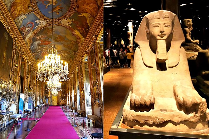 Royal Palace and Egyptian Museum Guided Tour