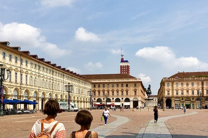 Best of Turin, Walking Tour with Royal Palace and Egyptian Museum
