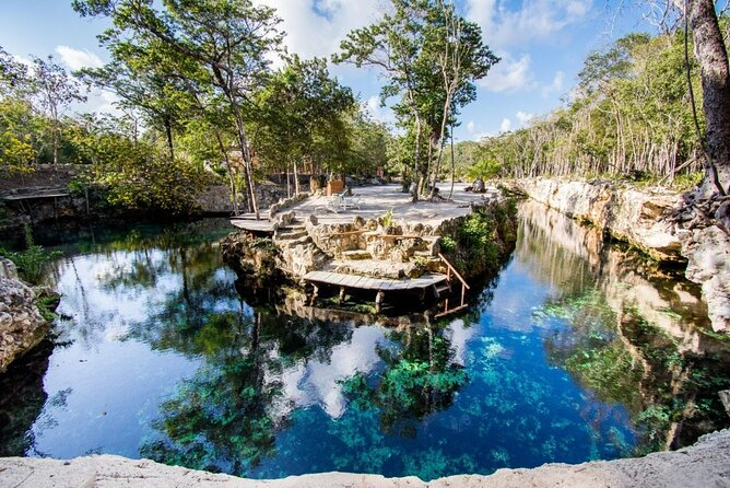 Nature Experience at Casa Tortuga Cenote Park+ Tulum