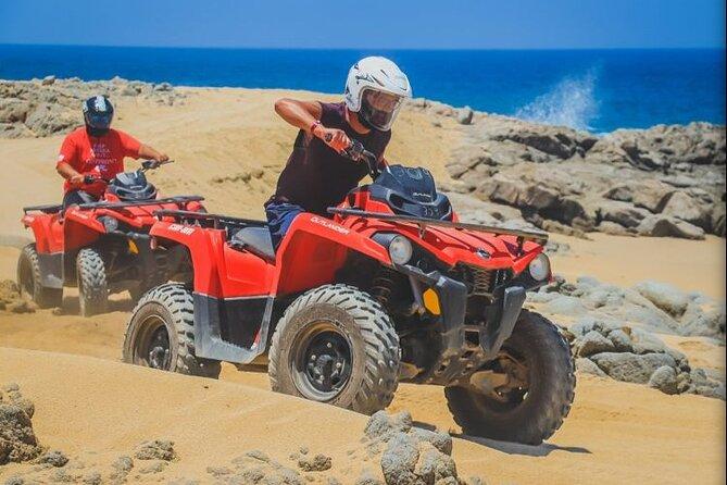 ATV Adventure from Cabo San Lucas