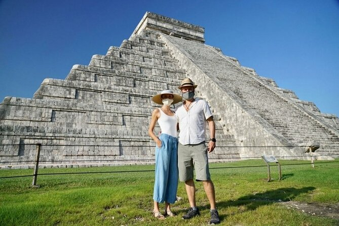 Full Day in Chichén Itzá, Cenote and Valladolid from Holbox Island All Inclusive