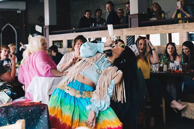 TUCKED Bottomless brunch and Drag Queen Show